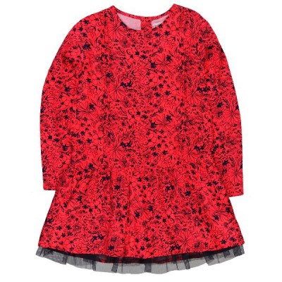 Boboli Red Birds Robe