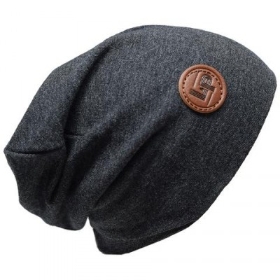 L&P Tuque charcoal 3 saisons